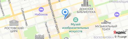 АПО Алеко-Полимеры на карте Ростова-на-Дону