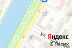 Схема проезда до компании АРТ-Салон в Сочи