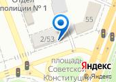 Студия Анны Алексанян на карте