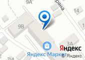 Апартаменты СЖМ на карте