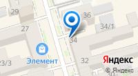 Компания МУП специализированных коммунальных услуг г. Ростова-на-Дону на карте
