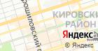 Ре-Марк на карте
