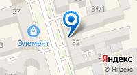 Компания Харон на карте