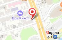 Схема проезда до компании Информационное Агентство Рнр в Ростове-На-Дону