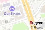 Схема проезда до компании Статский Советник в Ростове-на-Дону