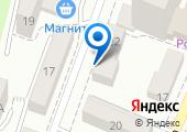 Всероссийское общество слепых на карте