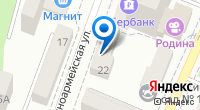 Компания ЭлАр на карте