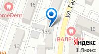 Компания Terraco на карте