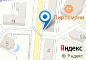 Магазин по продаже фруктов и овощей на карте