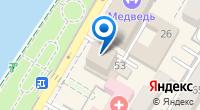 Компания Эос на карте