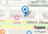 Смарт-Дом на карте