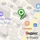 Местоположение компании Тополь-Строй