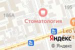 Схема проезда до компании ГостСертГрупп в Ростове-на-Дону