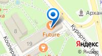 Компания Удачный кадр на карте