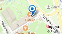 Компания Tivoli на карте