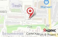 Схема проезда до компании FixiT в Константиновской