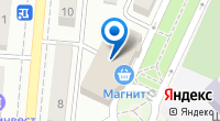 Компания Школьник на карте