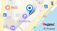 Компания Интерсалон на карте