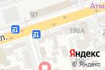 Схема проезда до компании Red Star в Ростове-на-Дону