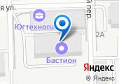 Скиф на карте