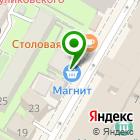 Местоположение компании ЗЕМЕЛЬНО-АРХИТЕКТУРНАЯ МАСТЕРСКАЯ