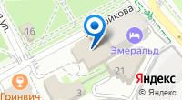 Компания ЗАГС Центрального района на карте