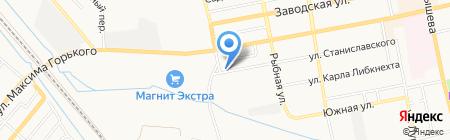 Bosch на карте Батайска