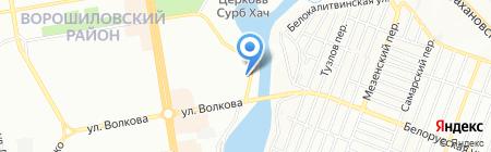 Dolya & Timchenko на карте Ростова-на-Дону