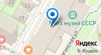 Компания LIFE ADMIN corporation на карте