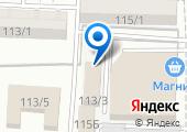 Управление по делам ГО и ЧС г. Ростова-на-Дону на карте