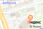 Схема проезда до компании Мировые Технологии Строительства-Юг в Ростове-на-Дону