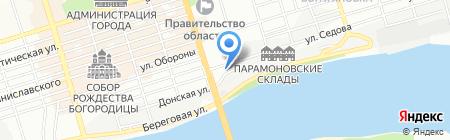 Центр-Строй на карте Ростова-на-Дону