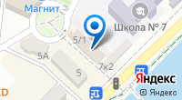 Компания Сеть зоомагазинов на карте