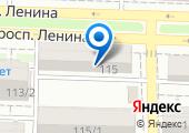 Интер-Почта-Краснодар на карте