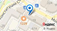 Компания Синергия на карте