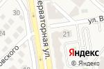 Схема проезда до компании Ванильное небо в Темерницком