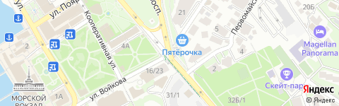 354000, РФ, Краснодарский край, г. Сочи, ул. Горького, дом 26, пом. 20.