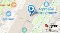 Компания Геокрафт на карте