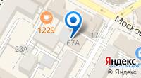 Компания Лоскут на карте
