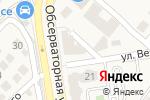 Схема проезда до компании Краски & Кисти в Темерницком