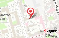 Схема проезда до компании Медиа-Агентство «Дон» в Ростове-На-Дону
