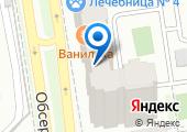 Пётр Шефъ на карте
