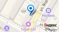 Компания ССКА на карте
