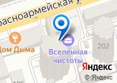 Волго-Донская на карте