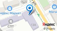 Компания Сочинский профессиональный техникум на карте