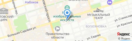 НОЖИ-ПОСУДА на карте Ростова-на-Дону