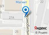 Специализированный центр на карте