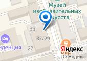 ДАС, ЗАО на карте
