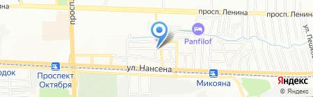 Печати61 на карте Ростова-на-Дону