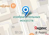 Ростов-Эксперт на карте